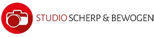 studio scherp & bewogen Logo